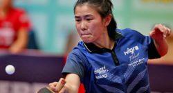 Foto Plohe: Der Transfercoup: Ex-Staatsmeisterin Liu Yuan schlägt kommende Saison für Kirchbichl auf.