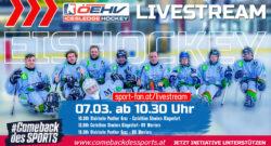 Para Hockey live | Turnier aus Graz mit Steelers, Panther und Warriors