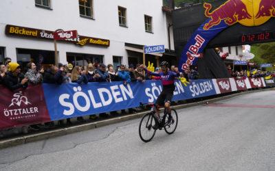 RadsportKärntner Jubeltag beim 40. Ötztaler Radmarathon